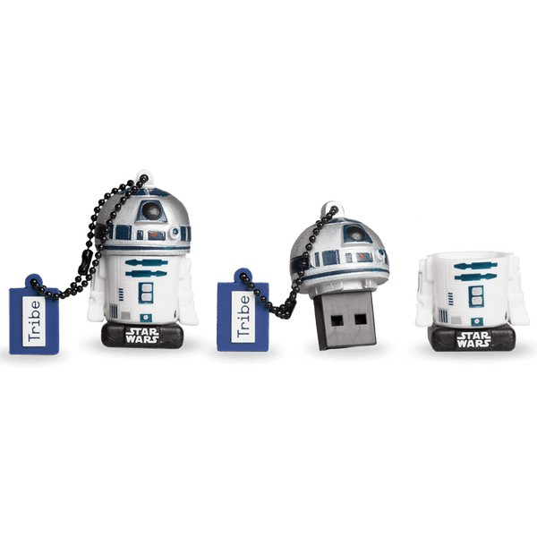 Tribe Pen Drive Star Wars VIII R2-D2 16GB
