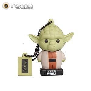 Tribe Pen Drive Star Wars VIII Yoda 16GB
