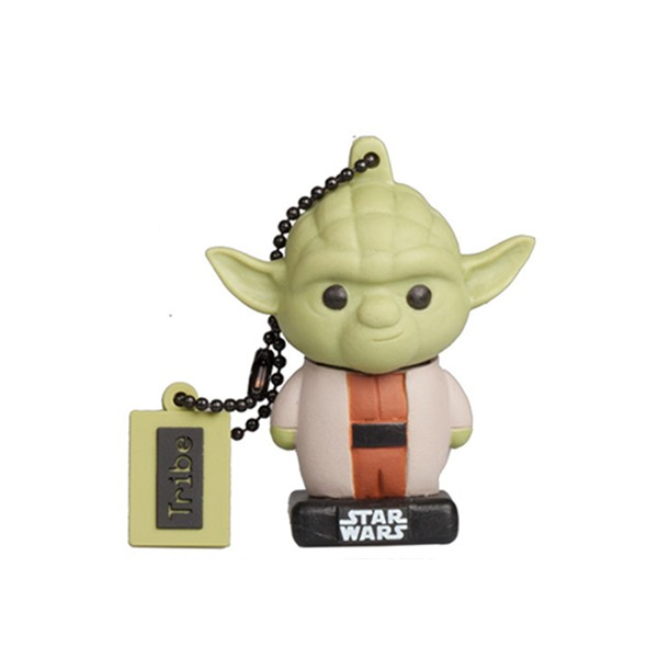 Tribe Pen Drive Star Wars VIII Yoda 16GB