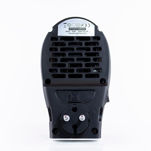 Calefactor de Conexión a la Toma sin Cable