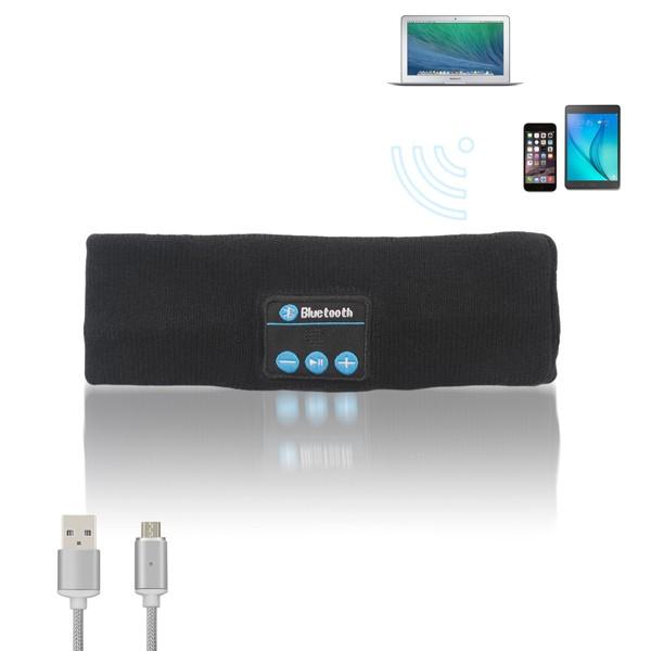 Fita Desportiva Bluetooth com Auricular