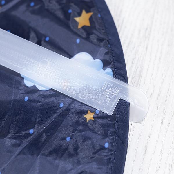 Cobertura Fantasía con el Cielo Estrellado