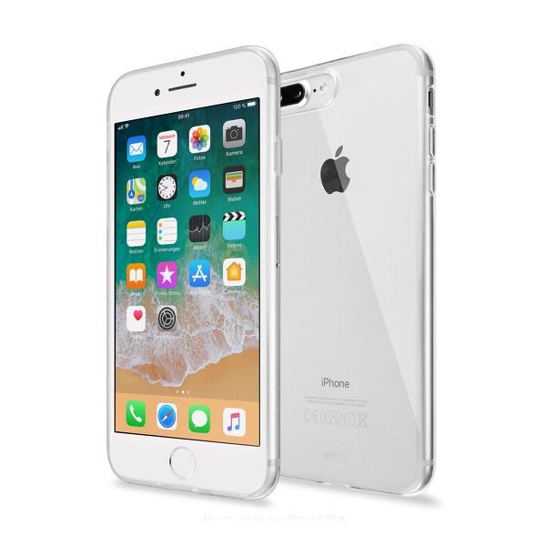 Capa Artwizz NoCase para iPhone 8/7 Plus Transparente
