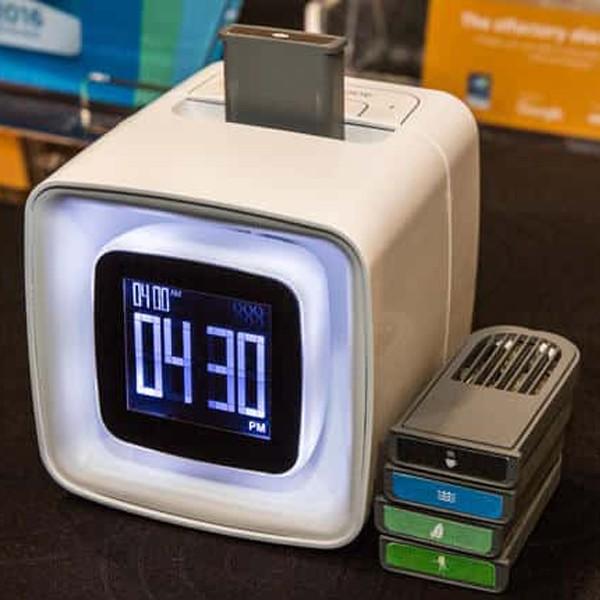 Despertador Olfativo Sensorwake 2