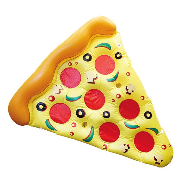 Colchón Insuflable Pizza