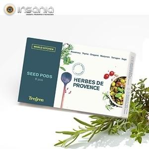 Conjunto de Semillas Hierbas de Provence Tregren