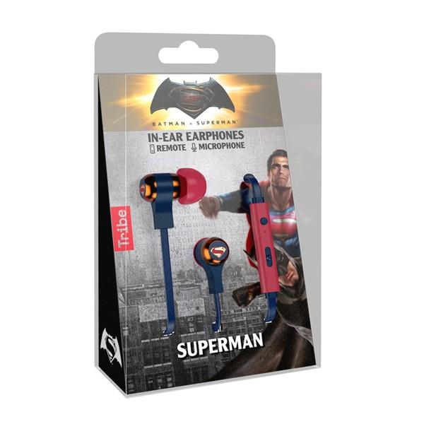 Tribe Auriculares Swing Super-Homem