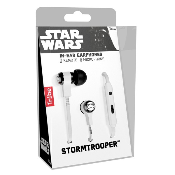 Tribe Auriculares Swing Star Wars Stormtrooper