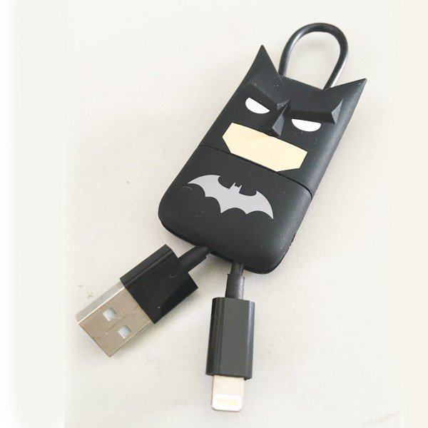 Cable Keyline USB-Lightning DC Comics Batman