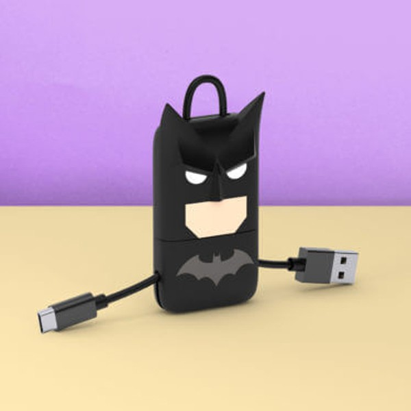Cabo Keyline USB-Lightning DC Comics Batman