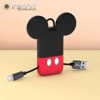 Cabo Keyline USB-microUSB Disney Mickey
