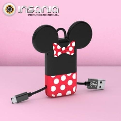 Cabo Keyline USB-microUSB Disney Minnie