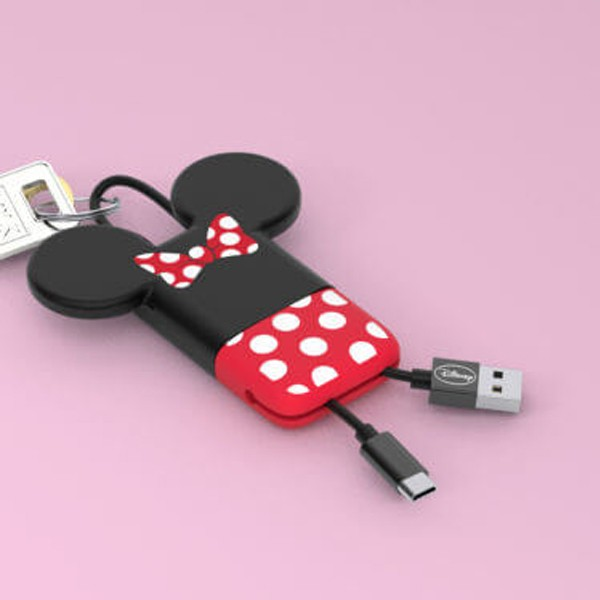 Cabo Keyline USB-microUSB Disney Minnie