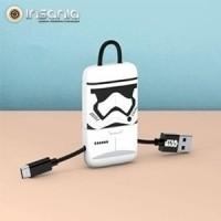 Cabo Keyline USB-microUSB Star Wars Stormtrooper