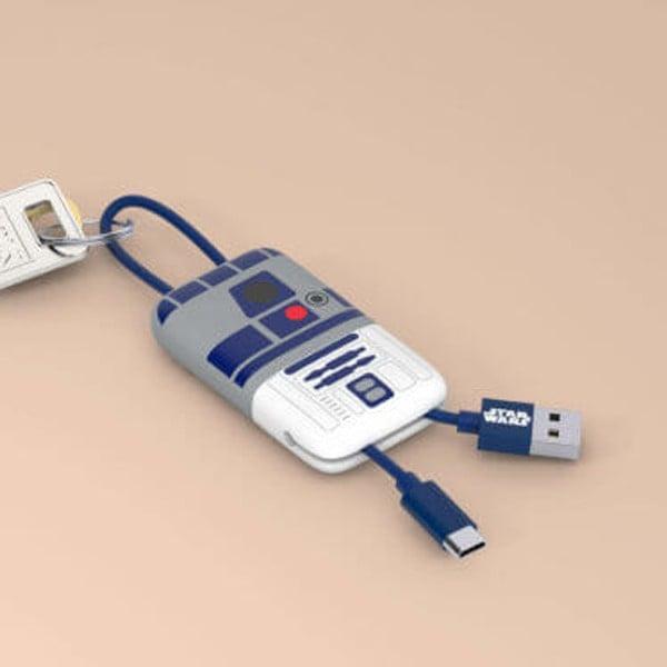 Cabo Keyline USB-microUSB Star Wars R2-D2