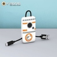 Cabo Keyline USB-microUSB Star Wars BB-8
