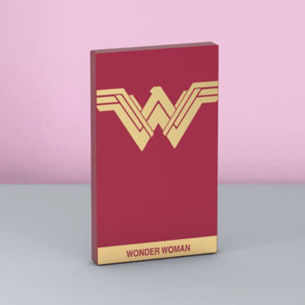 Tribe Deck Power Bank DC Comics Wonder Woman 4000 mAh
