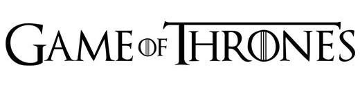 Tábua de Corte Game of Thrones Logo Bambu