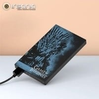 Tribe Deck Power Bank Game of Thrones Throne 4000 mAh