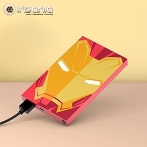Tribe Deck Power Bank Marvel Iron Man 4000 mAh