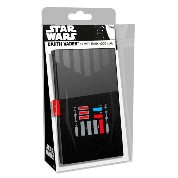 Tribe Deck Power Bank Star Wars Darth Vader 4000 mAh