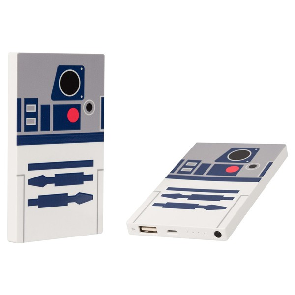 Tribe Deck Power Bank Star Wars R2-D2 4000 mAh