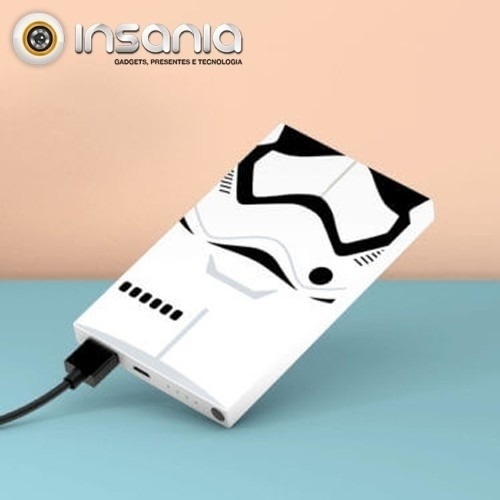 Tribe Deck Power Bank Star Wars Stormtrooper 4000 mAh