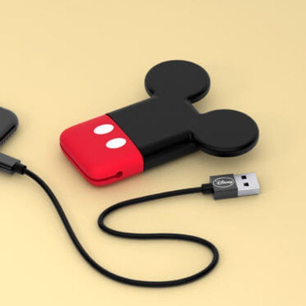 Cabo Keyline USB-Lightning Disney Mickey