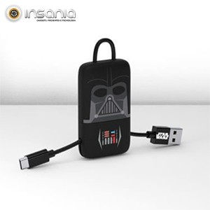 Cabo Keyline USB-Lightning Star Wars Darth Vader