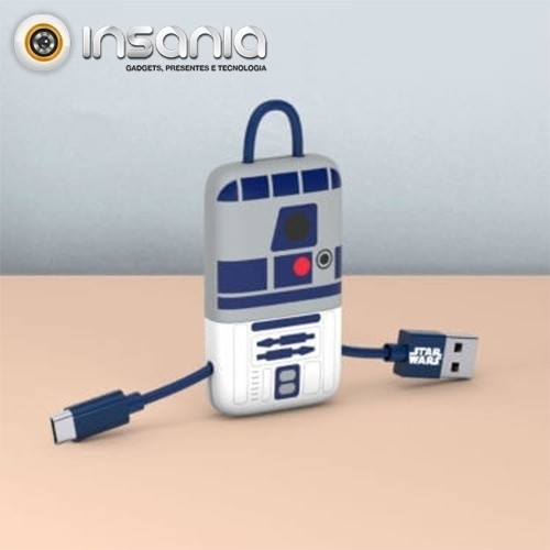 Cabo Keyline USB-Lightning Star Wars R2-D2