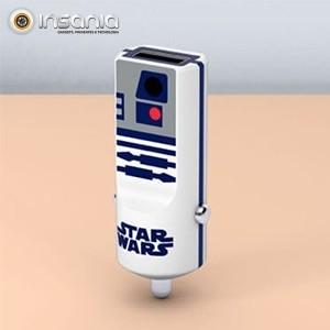 Tribe Carregador de Isqueiro Star Wars R2-D2