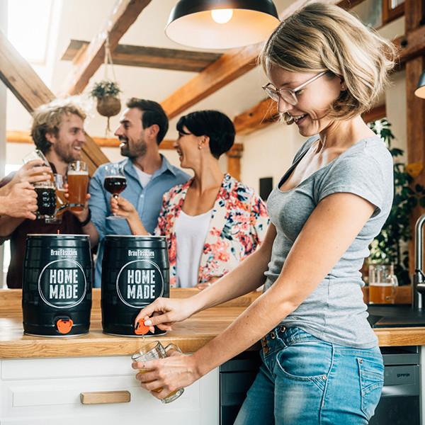 Kit para Fabricación de Cerveza Lager