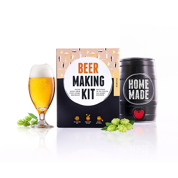 Kit para Fabricación de Cerveza Pilsner