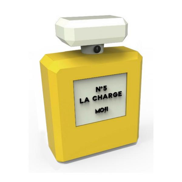 Powerbank Frasco de Perfume 2600mAh