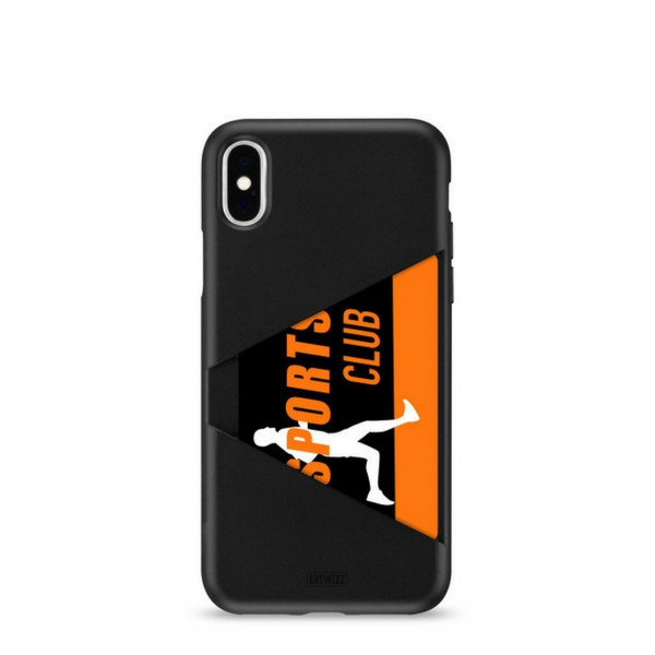 Capa Artwizz Card Case para iPhone X