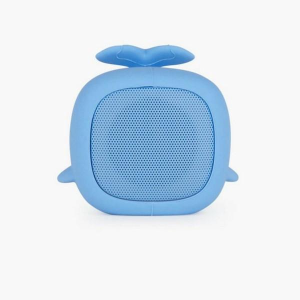 Coluna Bluetooth Baleia Qushini