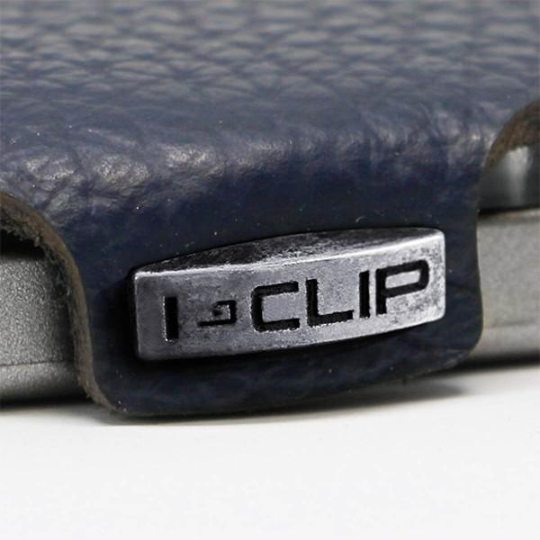 Carteira Porta-cartões I-Clip Clássica Ögon Azul