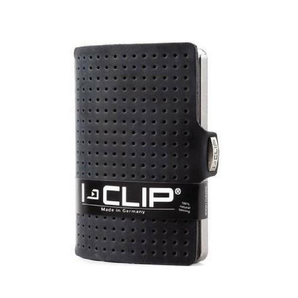 Carteira Porta-cartões I-Clip Advantage Ögon Preta