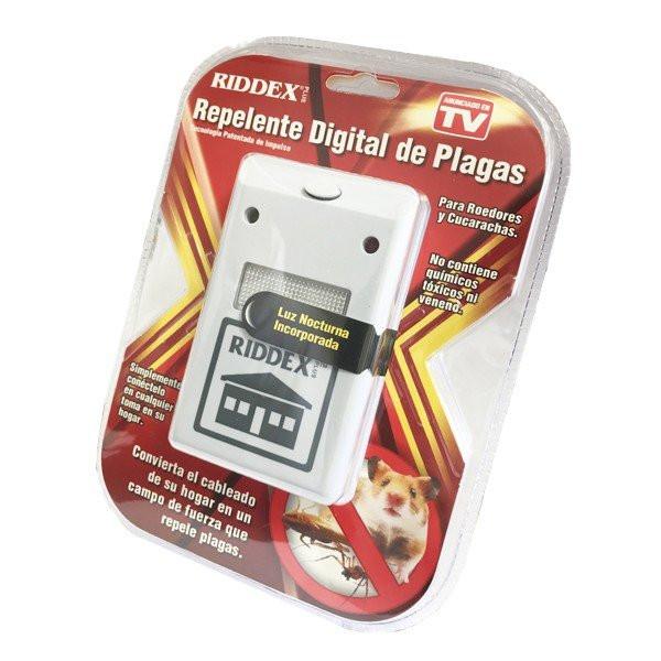 Repelente de Roedores e Insetos Pest Control