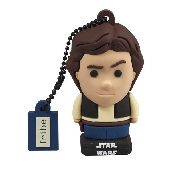 Tribe Pen Drive Star Wars Han Solo 16GB