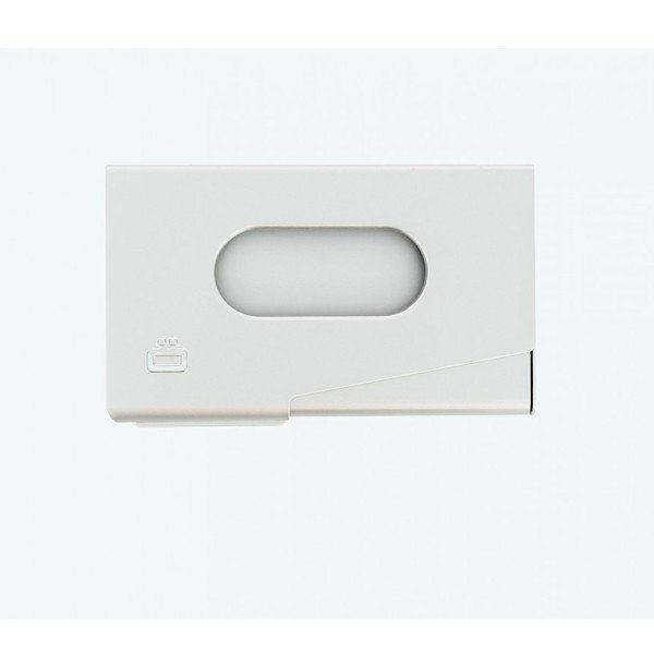 Porta tarjetas One Touch Ögon Plata