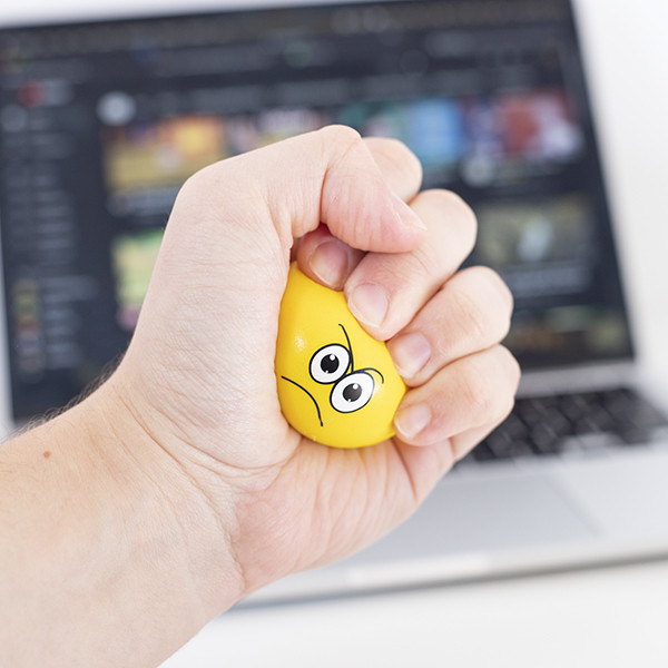 Conjunto de Bolas Anti-stress