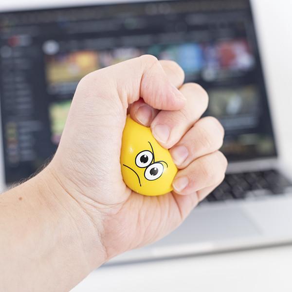 Juego de bolas antiestrés