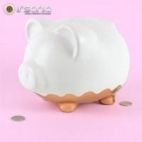 Mealheiro Porco de Cerâmica XL