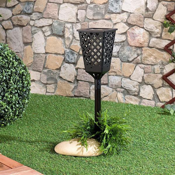 Candeeiro Solar para Jardim
