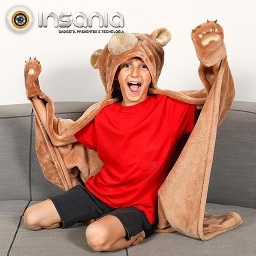 Manta Kanguru Urso