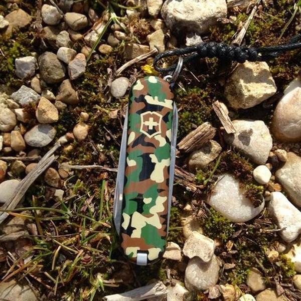 Canivete Victorinox Classic Camuflado