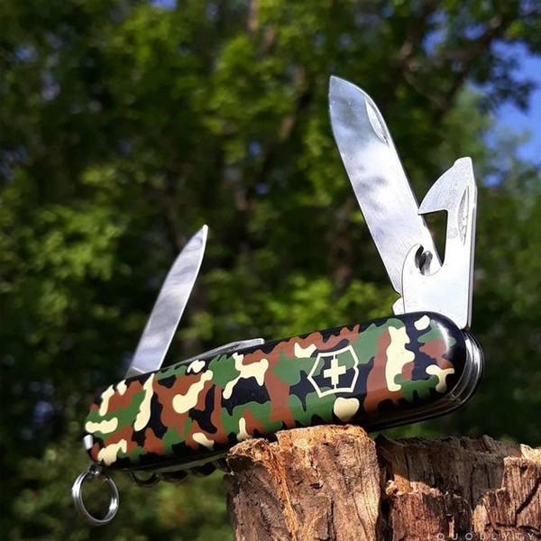 Canivete Victorinox Spartan Camuflado