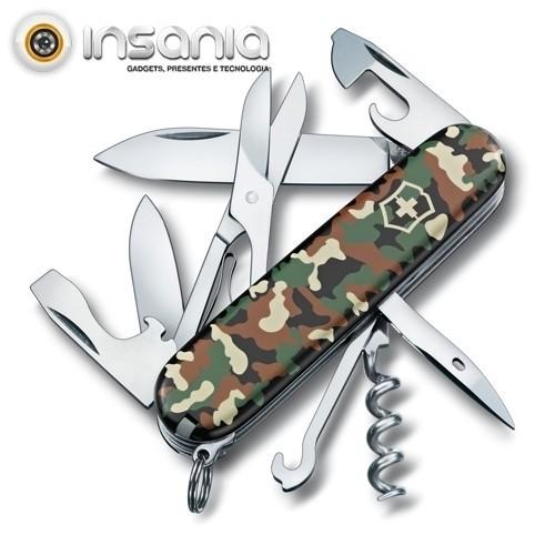 Canivete Victorinox Climber Camuflado