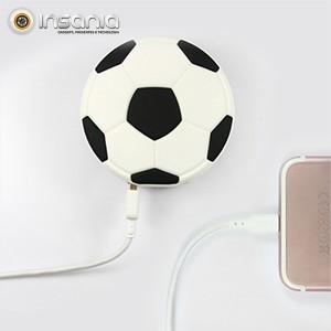 Powerbank Bola de Futebol Mojipower 2600mAh